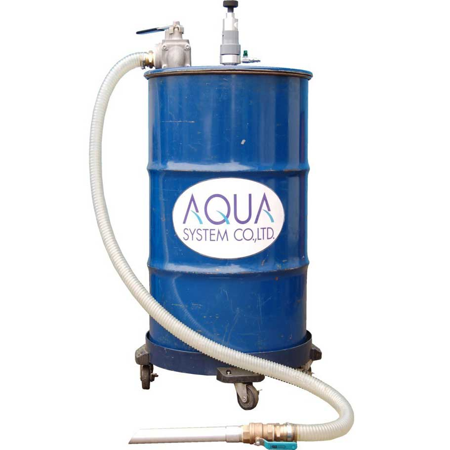 Air Type Cleaner (with filter) for tank cleaning APDQO-FS-i/APDQO-FF-i