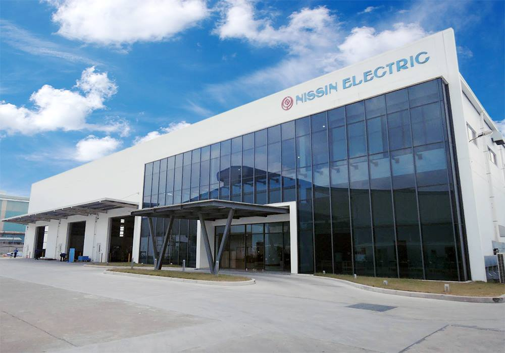 Nissin Electric Vietnam Co.,Ltd.